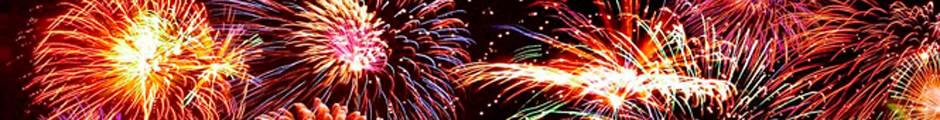 Calendar Fireworks